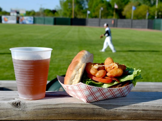 GPG Bullfrogs_Food Concessions