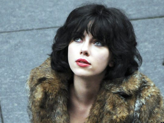 Review: 'Under the Skin'