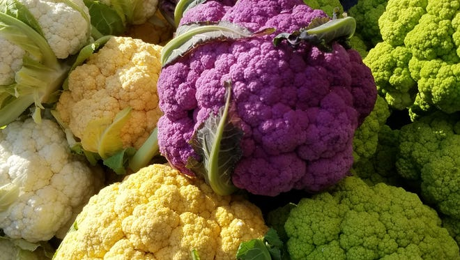 Cauliflower is a good substitute for some low-carb meal plans.