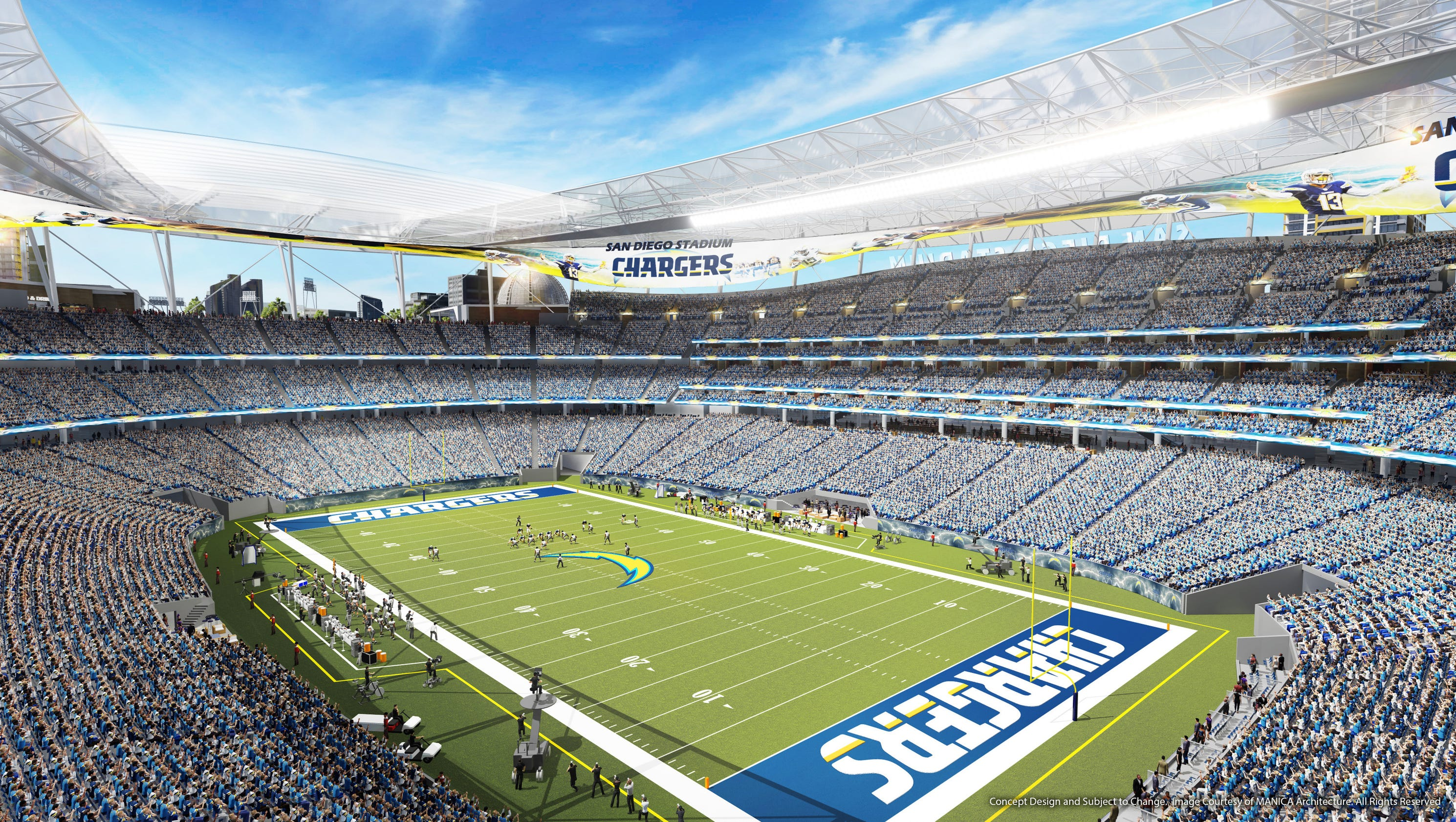 San Diego Should Say No To Public Money For New Chargers