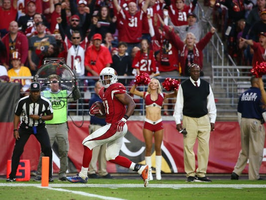 Redskins vs Cardinals 2016