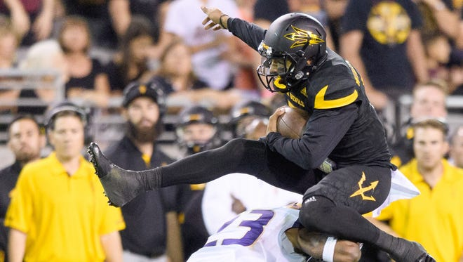 Manny Wilkins and the Sun Devils have another Pac-12 test ahead.
