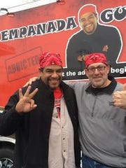 Empanada Guy food truck could have a permament location