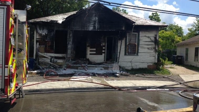 One woman is dead after a duplex caught fire on the