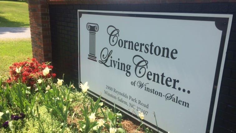 Cornerstone living facility