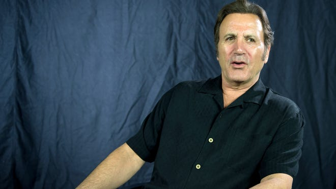 Frank Stallone, seen here in 2012, is an actor and younger brother to Sylvester.