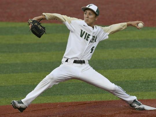 High School Baseball: Woodford County at Viera