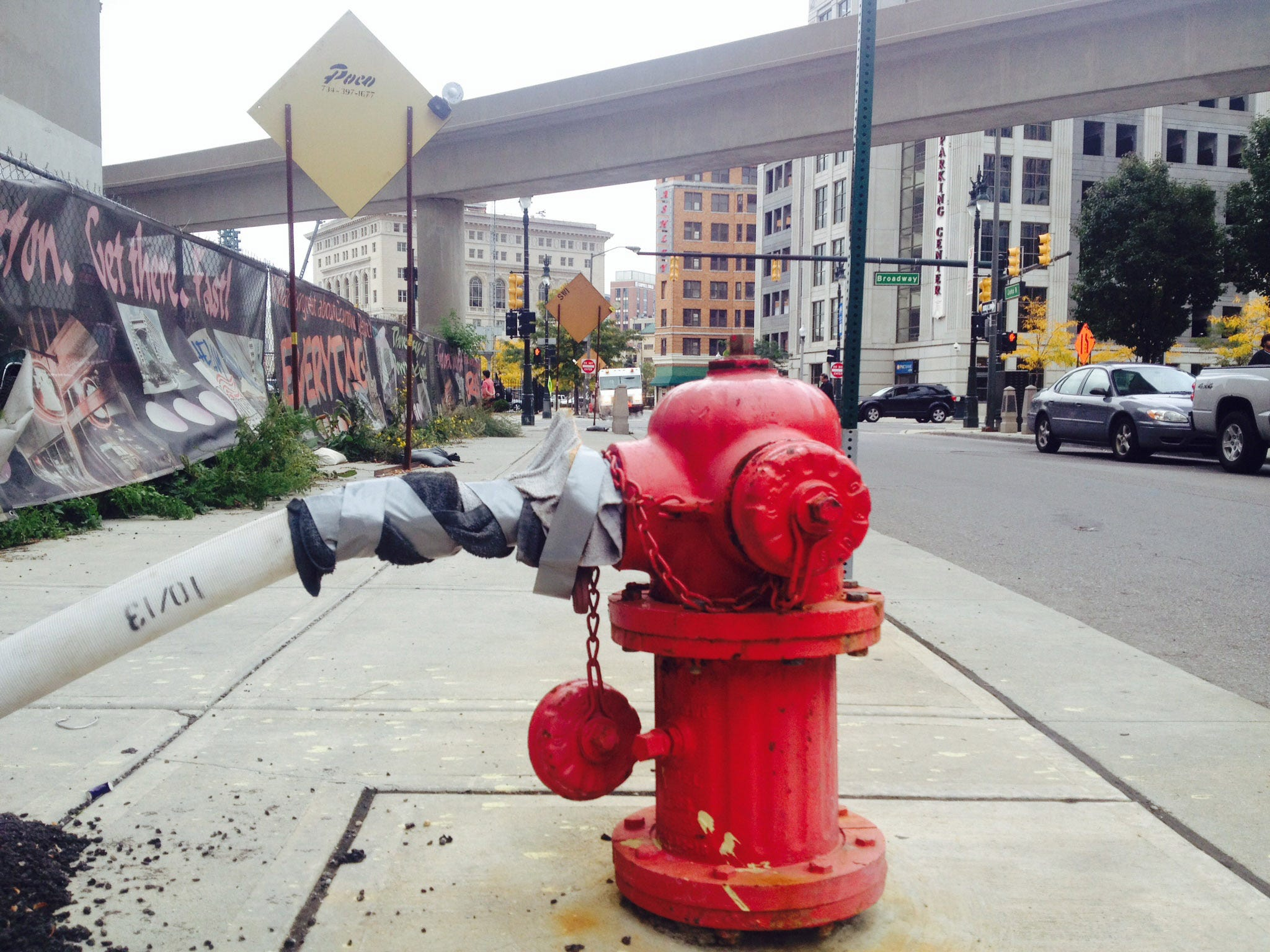 Drill of the Week: Hydrant Hook-up
