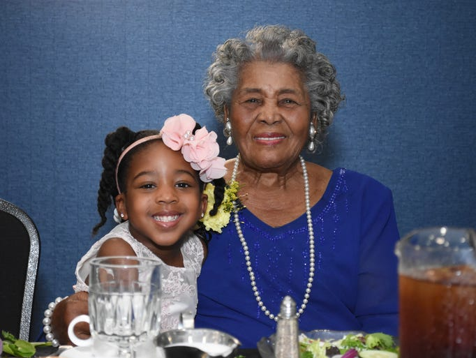 Photos from the 27th annual NAACP of Brevard banquet.