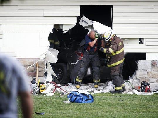 20150703 Crash on Miller