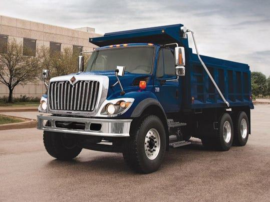 Hyde Park To Buy 10 Wheel Dump Truck
