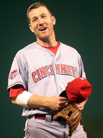 Todd Frazier, who leads the major leagues in total
