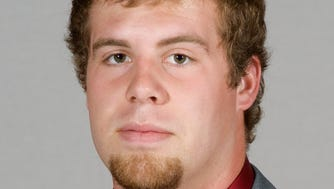 Jason Seaman, a Noblesville West Middle School teacher who intervened in a school shooting Friday, formerly played football at Southern Illinois University.