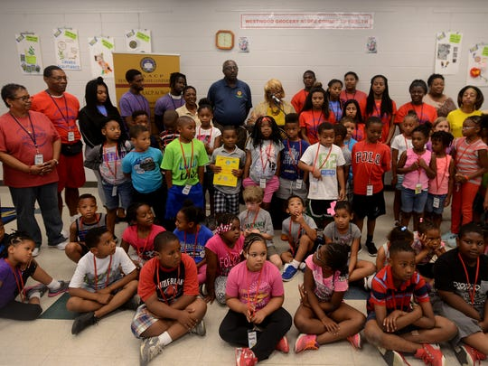 The Tennessee State Conference NAACP announced the Reading Round-Up summer pilot program on Tuesday at Westwood Recreation Center. The purpose is to provide reinforcement of reading skills while addressing summer learning loss.