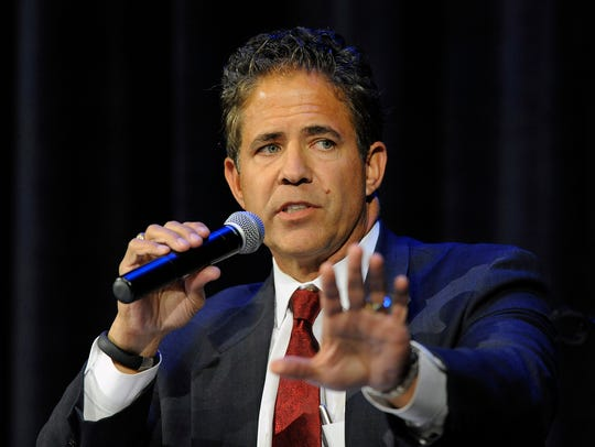 The office of U.S. Rep. Mike Bishop, R-Rochester, said