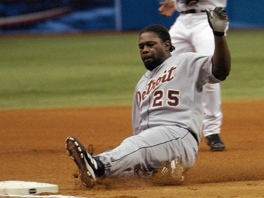 Dmitri Young had a successful major league career after