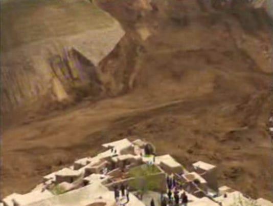 AP_Afghanistan_Landslide