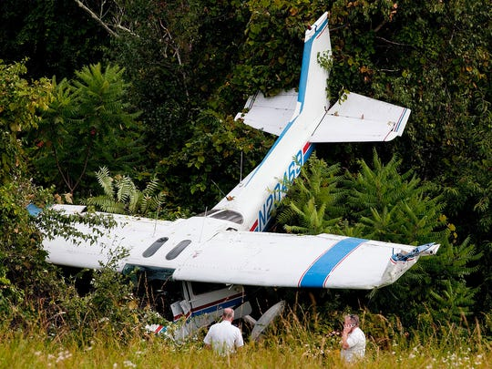 AP Small Plane Crash