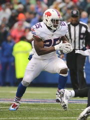 Bills running back LeSean McCoy rushed for 151 yards and a touchdown in a 34-14 win over the Raiders.