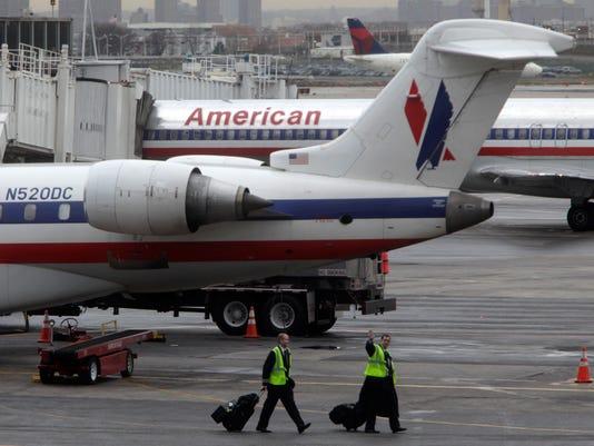 AP APTOPIX AMERICAN AIRLINES BANKRUPTCY F A USA NY