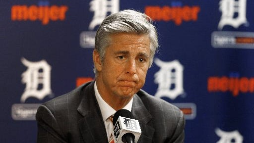 What next for Dave Dombrowski?