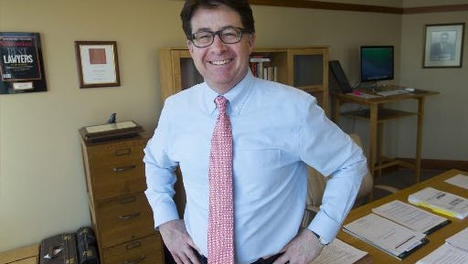 Attorney Dean Strang from 'Making A Murderer.'