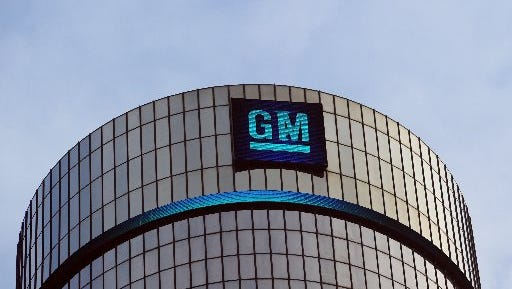 General Motors reported fourth-quarter earnings this morning.