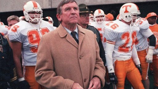 """Johnny Majors called the """"Miracle at South Bend"""" wild and wooly."""