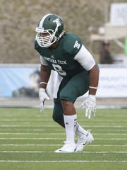Ryan Jones played for Montana Tech before signing deals with two NFL teams.