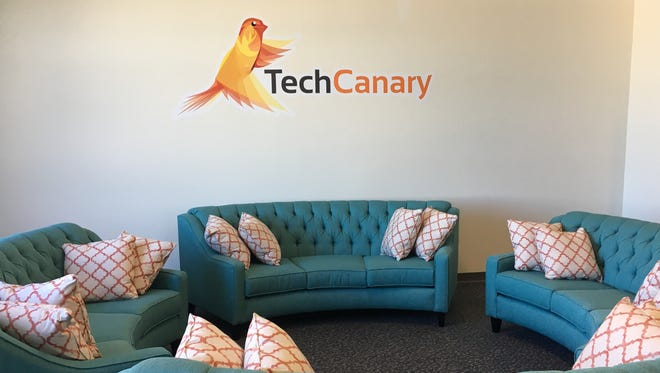 TechCanary is located in Glendale in an office building at Bayshore Town Center.