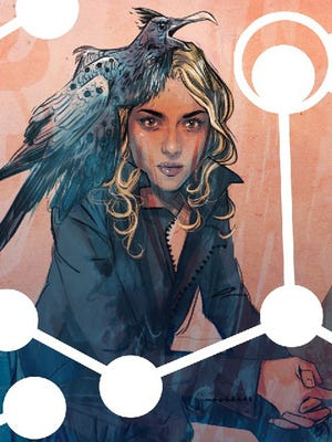 """Diana Dane and other characters are reimagined for the new series """"Supreme: Blue Rose."""""""