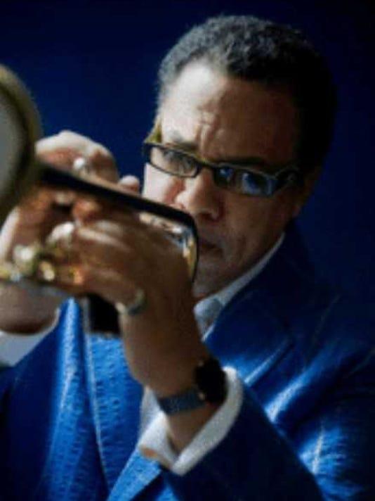 "Trumpeter Albert ""Duke"" Jones"