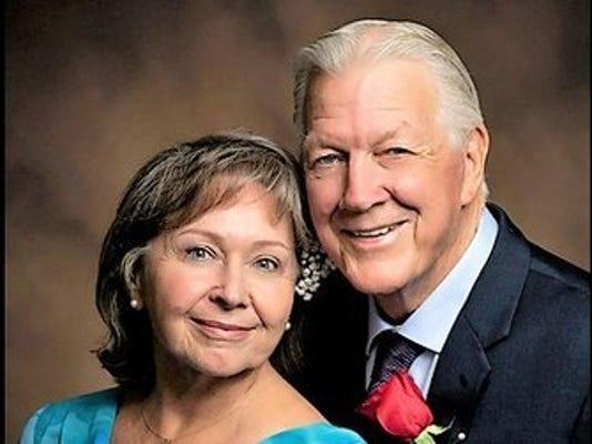 Weddings: Burton Swaim & Shirley Knoche