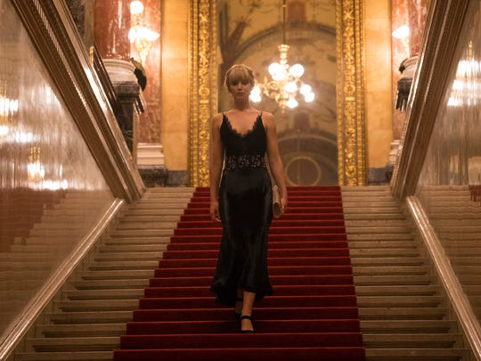"""Jennifer Lawrence stars in """"Red Sparrow."""""""