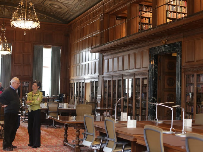 Clements Library Tour