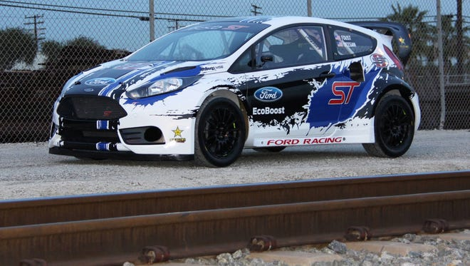 In many ways the 2014 Ford Fiesta ST is a race car built for the street