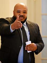 Economic & Community Development Director Shilvosky