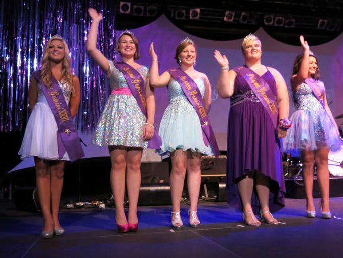 Krewe of Gemini Royalty Coronation was Saturday at Horseshoe Riverdome.
