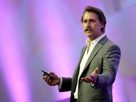 Brogan BamBrogan, co-founder and then CTO at Hyperloop