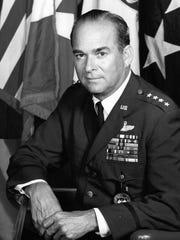 Retired Gen. Seth McKee, the highest-ranking D-Day invasion survivor, died Dec. 26, 2016. He was 100.