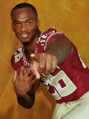 Florida State defensive back P.J. Williams poses for a photo during media day Aug. 10, 2014, in Tallahassee, Fla.