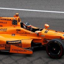 Fernando Alonso silences critics with spectacular Indianapolis 500 run