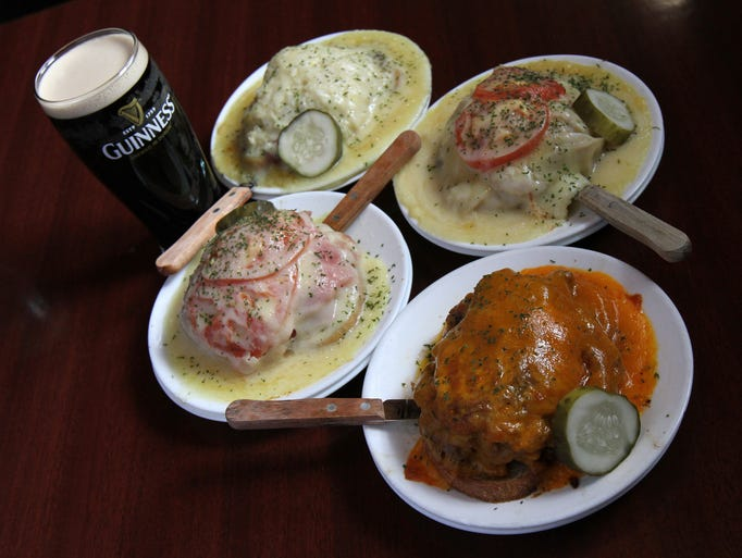 Kelly's Famous Irish Fare: Galway, prepared with rye