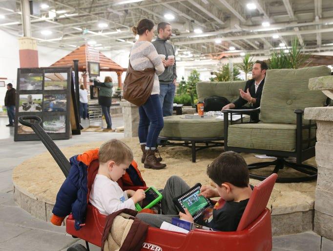 Photos Realtors Home Garden Show