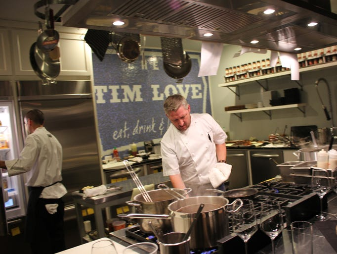 Wolfgang Puck S Test Kitchen