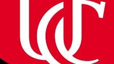 The University of Cincinnati's logo