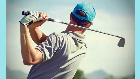 Dr. Abend notes that shoulder pain is a common springtime complaint, particularly among those who golf or play tennis, baseball or softball.