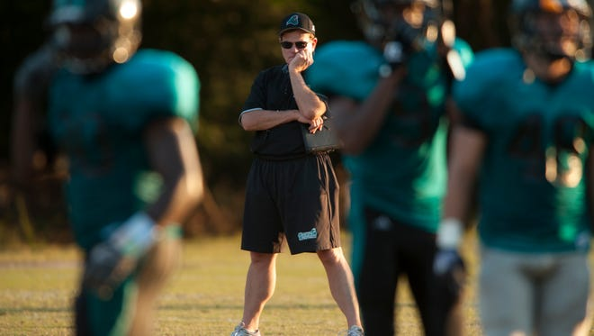 Joe Moglia and Coastal Carolina have become a power in FCS and could be headed to FBS and the Sun Belt Conference