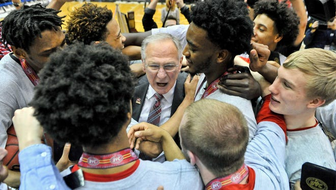 Austin Peay and coach Dave Loos narrowly made the Ohio Valley Conference tournament, but then went on to win it.