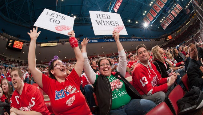 This will be the Wings' final season in Joe Louis Arena.